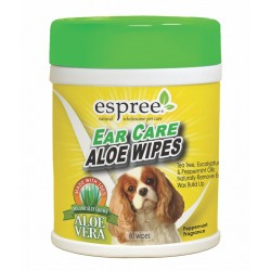 ESPREE EAR CARE ALOE WIPES...