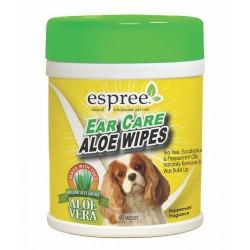ESPREE EAR CARE ALOE WIPES...