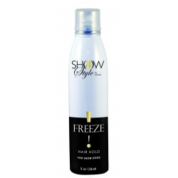 SHOW STYLE FREEZE HAIR HOLD...