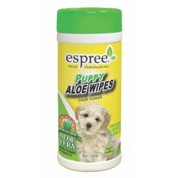 ESPREE PUPPY WIPES ALOE...